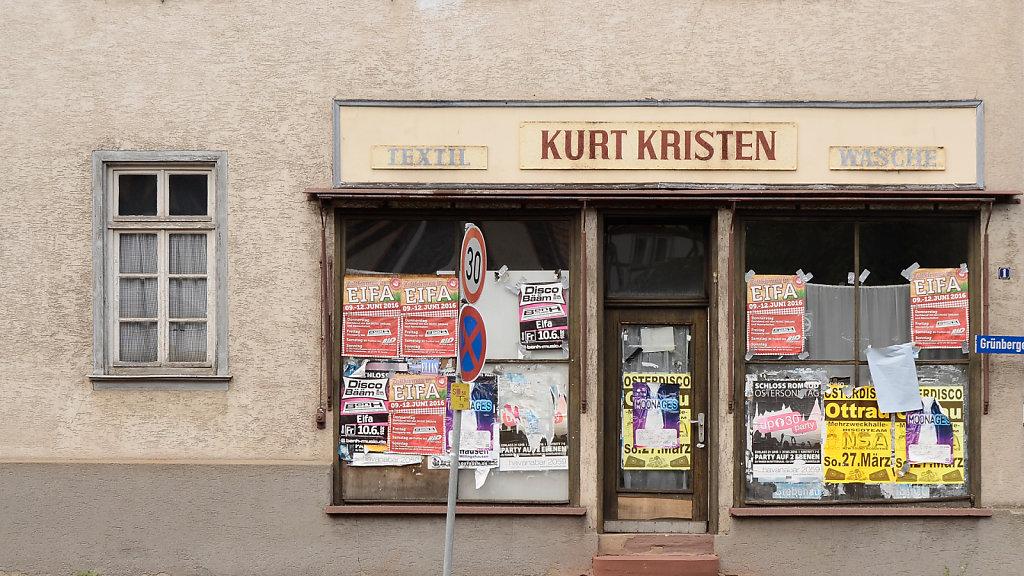Kurt Kristen, Alsfeld